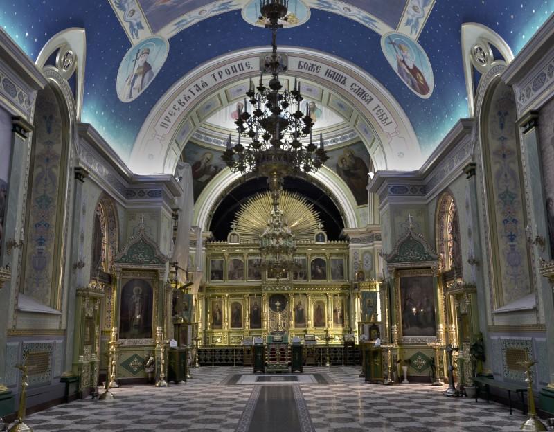 3-д тур по Свято-Троицкому Собору